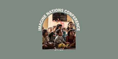 Imagine Nations Conference 2021 tickets