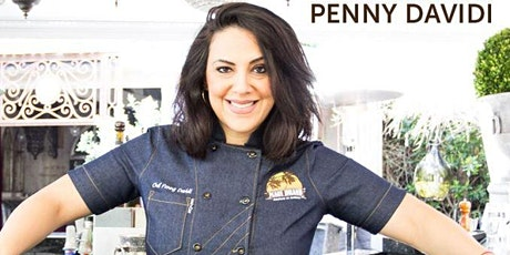 J4G's Private Cooking Class With Celebrity Chef Penny Davidi tickets