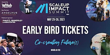 #SIS21 Scaleup Impact Summit tickets