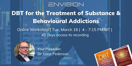 DBT for the Treatment of Addictions billets