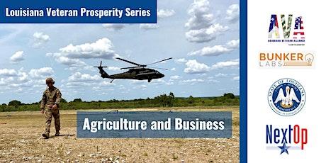 LVPS: Ag, Agribusiness, and Agripreneurship Opportunities for Veterans tickets