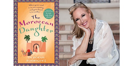 Author Talk - Deborah Rodriguez - The Moroccan Daughter tickets
