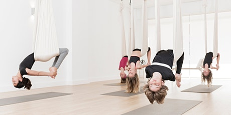 Kids March Holiday Camp (Aerial Yoga & Mindfulness) tickets