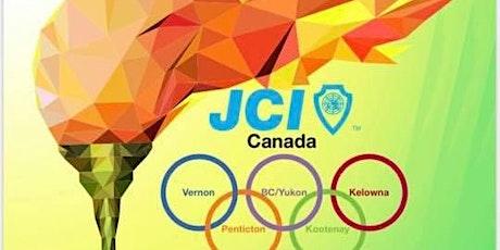 JCI BC/Yukon 2021 Regional Convention tickets