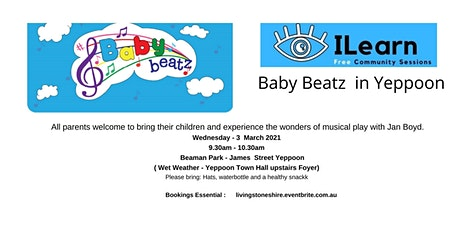 ILearn - Baby Beatz tickets