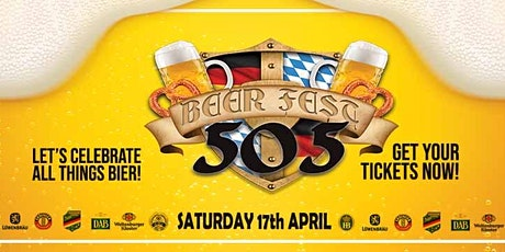 BEERFEST 505 tickets