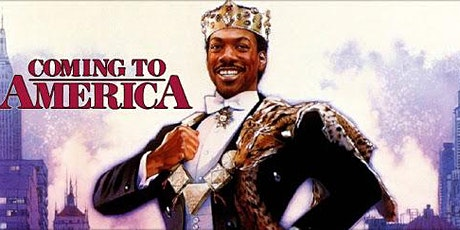 COMING TO AMERICA Drive-In Cinema @Electric Dusk D tickets