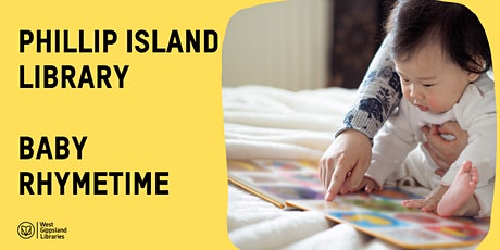 Phillip Island Library Baby Rhyme Time tickets
