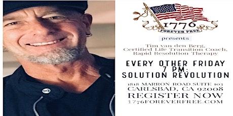 Solution Revolution - A seminar designed to reach true self-awareness. tickets