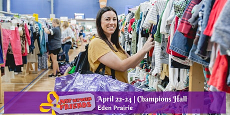 FREE Admission to JBF Eden Prairie Spring tickets
