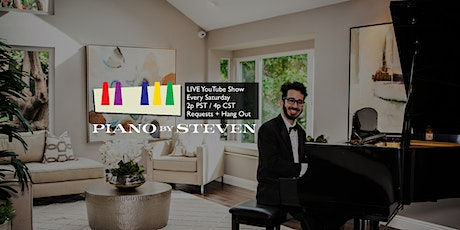 Free Live Piano Show - Interact & Give Requests - Online! tickets