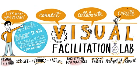 Art of Awakening Visual Facilitation Lab - Singapore Apr 2021 tickets