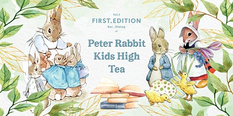 Peter Rabbit Kids High Tea tickets