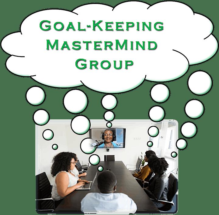 Goal-Keeping MasterMind Group image