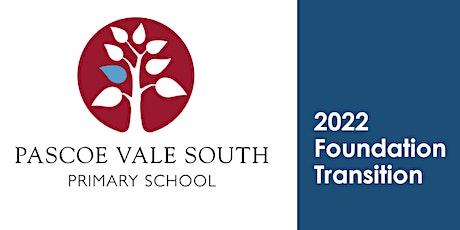 2022 Foundation Transition at PVSPS tickets