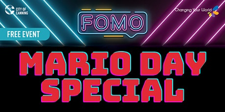 Super Mario Brothers Special FOMO Lab (Ages 8-12) tickets