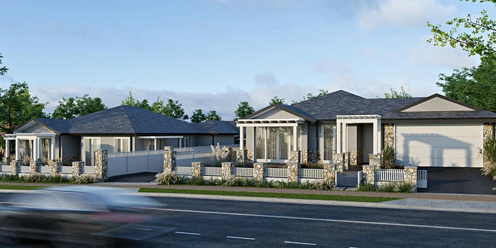 2021 Exclusive 'Beachmere' Open Home Invitation image