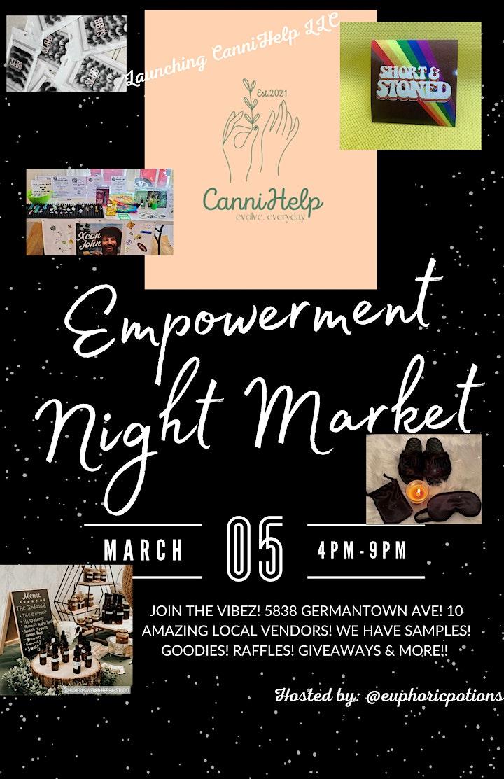 Empowerment Night Market image