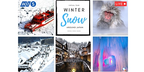 Japan - Experience Winter Around Japan Virtually tickets