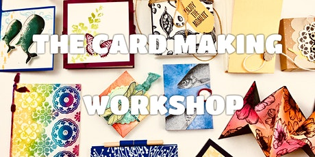The Card Making Workshop tickets
