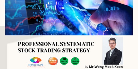 Professional Systematic Stock Trading Strategy tickets