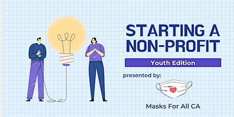 Starting a Non-profit: Youth Edition tickets