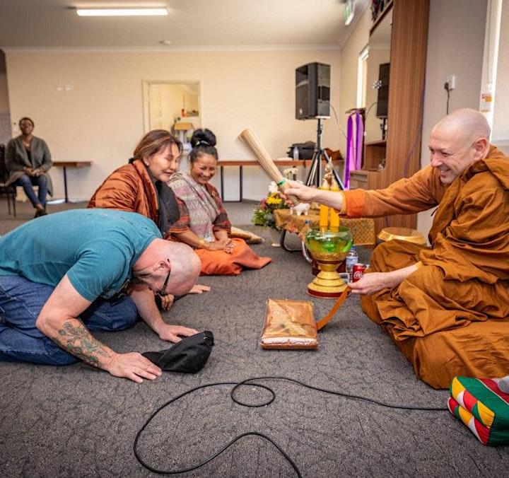 Albany - Friday Night Meditation with Venerable Mudu image