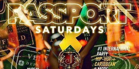 PASSPORT SATURDAY'S AT JOSEPHINE tickets