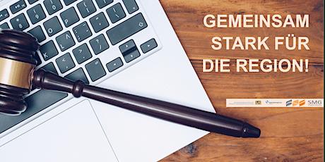 Info- und Impuls-Workshop für Unternehmen MARKTPLATZ GUTE GESCHÄFTE Tickets