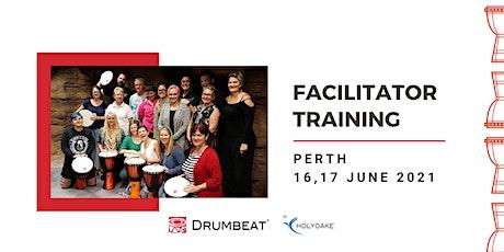 DRUMBEAT 2 Day Facilitator Training   Perth   WA tickets