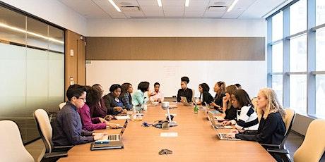 Building your social enterprise board by recruiting non-executive directors tickets