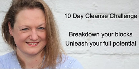 10 Day Cleanse Challenge tickets