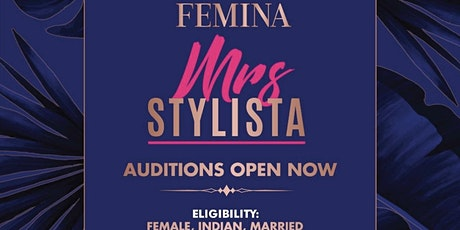 Femina Mrs Stylista tickets