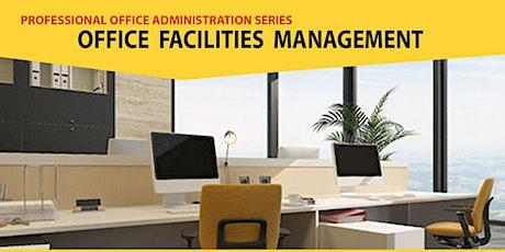 Live Webinar: Office Facilities Management & Maintenance billets
