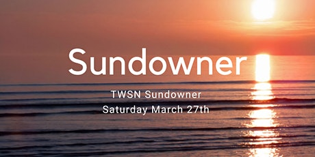TWSN Ladies Sundowner tickets