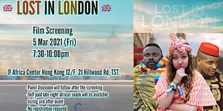 Film Screening |Lost in London tickets