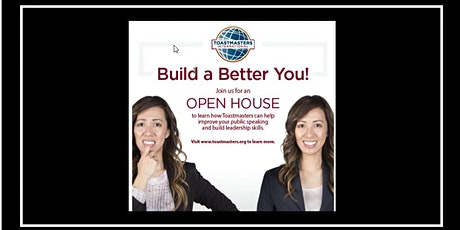 Clermont Toastmasters On Line Open House tickets
