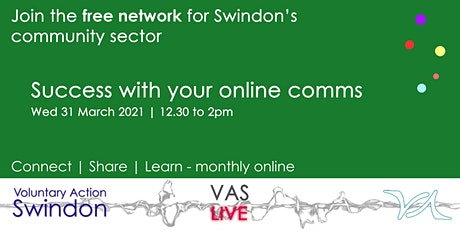 VAS-LIVE - success with your online comms tickets
