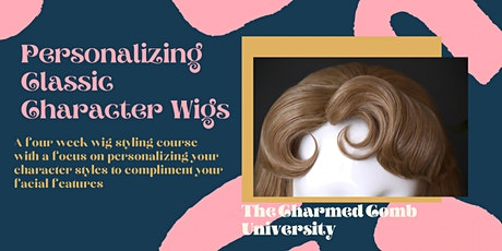 Personalization of character wig styling tickets