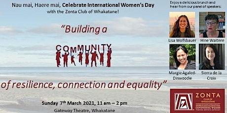 International Women's Day Brunch 2021 tickets