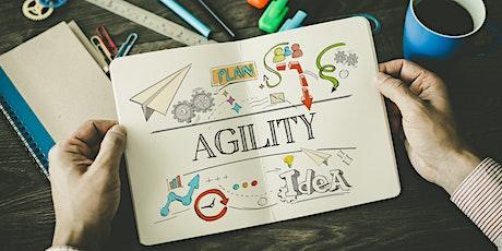 L'organizzazione Agile avrà ancora bisogno della funzione HR? biglietti