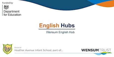 Wensum English Hub Phonics Showcase tickets