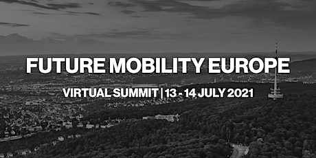 Future Mobility Europe Virtual Summit Tickets