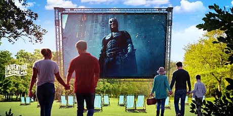 The Dark Knight Outdoor Cinema Experience at Wollaton Hall in Nottingham billets