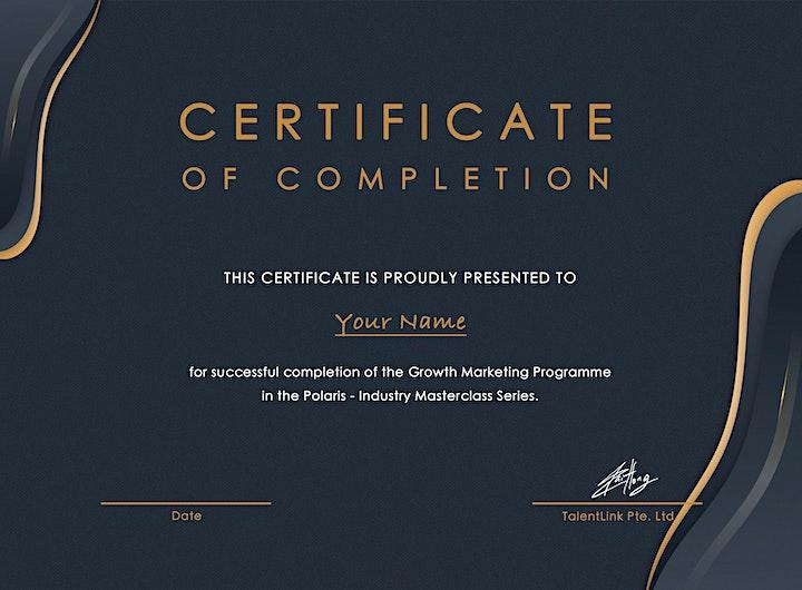 Polaris - Industry Masterclass (Growth Marketing) image