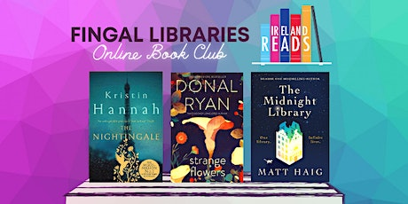 Fingal Libraries Online Book Club tickets
