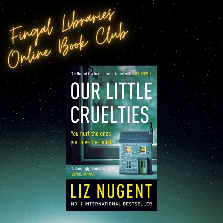 Fingal Libraries Online Book Club image