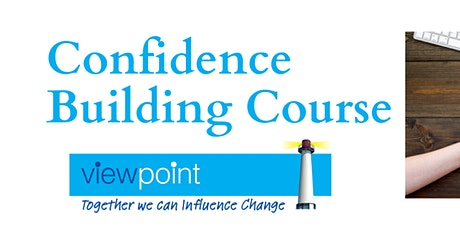 Confidence Building Course tickets