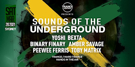 Sounds Of The Underground - Sydney tickets