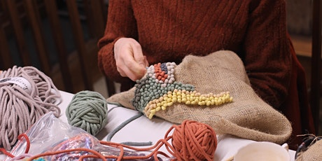 Modern Rag Rug Techniques with Kim Searle (afternoon session) tickets